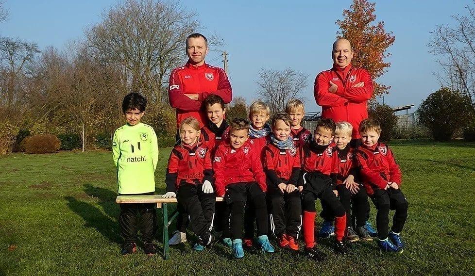 Bambini Mannschaftsfoto